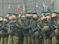 O tara amenintata de Putin vrea sa reintroduca serviciul militar obligatoriu. Prima incorporare va avea loc in septembrie