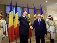 Prima vizita oficiala in R. Moldova a lui Iohannis.