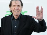 A murit Leonard Nimoy, actorul care l-a jucat pe Spock in \