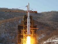 Coreea de Nord testeaza rachete intercontinentale pentru \