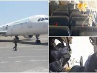 Explozia de la bordul Airbus-ului somalez: un pasager in scaun cu rotile ar fi pus o bomba. Descoperirea facuta de autoritati