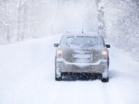 ANM: De luni revin ninsorile, iar temperaturile coboara pana la -23 de grade. Zonele din Romania vizate de avertizare