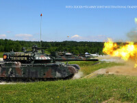 Comandamentele NATO din estul Europei, operationale abia in iulie. De ce presedintele Poloniei crede ca NU sunt suficiente
