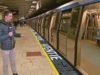 Masurile luate de Metrorex dupa ce a fost amendata de ANPC. Cu ce vor fi dotate unele statii de metrou