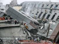 Un cuplu care a murit in timpul cutremurului din Taiwan, scos de sub daramaturi. Cum i-au gasit fortele de interventie