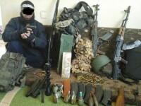 Un suspect ISIS, care s-a dat drept