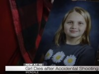 Un copil de trei ani si-a impuscat mortal sora, in Alabama. VIDEO
