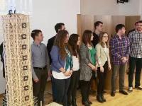 Studentii romani care au inventat o cladire rezistenta la cutremur au nevoie de ajutor pentru a ajunge la un concurs in SUA