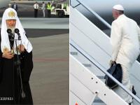 Intalnire istorica la Havana intre Papa si seful Bisericii Ruse, dupa 2 ani de tratative secrete. Mesajul Kremlinului