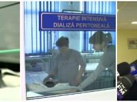 Tratamentele dure la care sunt supusi bebelusii internati in Capitala. Autoritatile, incapabile sa spuna cum s-au imbolnavit