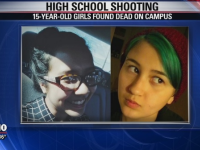 O adolescenta a impuscat o alta eleva apoi s-a sinucis, intr-un liceu din Arizona. Cele doua ar fi avut