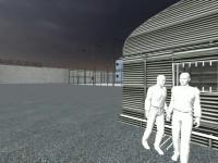ANIMATIE GRAFICA Cum au reusit cei doi romani sa evadeze dintr-o inchisoare din Roma. Avocatii le cer public sa se predea