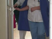 Incident grav in Vaslui. Ce a urmat dupa ce o infirmiera a incurcat sacul in care se afla un bebelus mort cu cel de gunoi