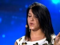 Romanii au talent 2016: Lacramioara Valentina Simion - Interpreteaza piesa