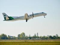 Un pasager, pus sa plateasca 10.000 de euro. A batut o stewardesa si a fortat aterizarea unui avion, la Timisoara