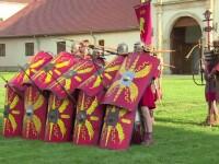 Alba Iulia se transforma intr-un imens platou de filmare pentru filmul documentar