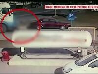 A lovit cu masina cu batran si a parasit locului accidentului. Gestul socant al soferului inainte de-a se face nevazut