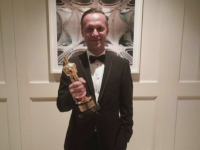 Actorul roman Levente Molnar, despre Oscarul castigat de