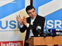 Nicuşor Dan: Nu mă întorc într-un partid care se poziţionează altfel decât am vorbit în campania electorală