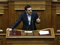 Tsipras spune că își asumă responsabilitatea după tragedia de proporții, dar nu demisionează