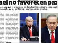 Gafa comisa de un ziar din Republica Dominicana. Jurnalistii au publicat o poza cu Alec Baldwin in locul lui Donald Trump