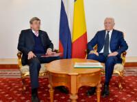Melescanu s-a intalnit cu ambasadorul rus, ce considera OUG 13