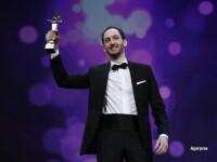 Tudor Aaron Istodor a primit trofeul Shooting Stars din cadrul Berlinalei. Romanul, considerat \