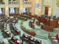 OUG 14, care abroga ordonanta de modificare a CP, aprobata de Senat. Proiectul de lege privind OUG 13, dezbatut in comisie