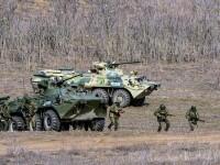 Replica militara a Rusiei, dupa ce americanii au trimis soldati si tancuri in Romania. Ordinul dat de Putin armatei