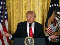 Trump, in razboi cu ziaristii pentru