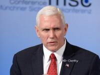 Mesajul vice-presedintelui american Mike Pence la Munchen: SUA va sta alaturi de NATO si de Europa. VIDEO