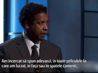 Denzel Washington, premiat pentru intreaga cariera inainte de Oscaruri.