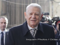 Ministrul de Externe, Teodor Melescanu, audiat la DNA in dosarul privind OUG 13: