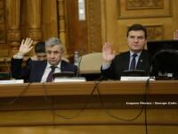 Controversata OUG 13 a devenit istorie, dupa ce a fost respinsa in Parlament. Reactia protestatarilor din Piata Victoriei