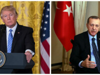 Trump si Edrogan colaj - Getty