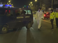 Accident tragic in Capitala. Un barbat a murit dupa ce a incercat sa traverseze strada neregulamentar