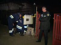 Doi batrani au murit intoxicati cu gaze in propria locuinta.