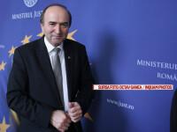 Profesorul Tudorel Toader si-a preluat mandatul de ministru al Justitiei.