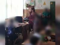 Mai multi parinti din Brasov o apara pe invatatoarea inregistrata cand isi injosea elevii. Ce mesaj au transmis