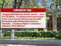 Ghita ar fi luat 50 mil. lei pentru intermedierea unor contracte profitabile cu statul. LISTA