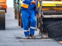Primăria Capitalei anunță că a început asfaltarea de primăvară. Ce străzi sunt vizate