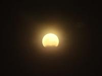 Luna a oferit un spectacol ceresc deosebit. Trei fenomene diferite s-au produs simultan