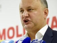 Preşedintele pro-rus al Moldovei: