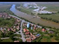 Modelul unei comune din Alba, care a atras investitorii cu infrastructura făcută pe bani europeni
