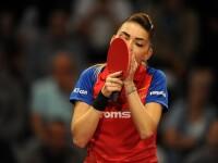 O româncă, cea mai bună jucătoare de tenis de masă din Europa. Ce a întristat-o