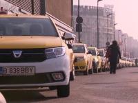 """Zeci de licențe de taxi scoase ilegal la vânzare: """"7.000 de euro cu tot cu mașină"""""""