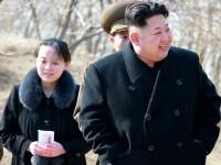 Sora lui Kim Jong-un va lua masa cu președintele sud-coreean, cu ocazia JO de Iarnă