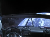 De ce și-a trimis Elon Musk mașina Tesla în spațiu și ce soartă sumbră va avea