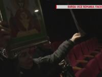 Câţiva credincioşi au întrerupt un alt film proiectat la Muzeul Ţăranului Român. Poliţia a intervenit şi i-a scos din sală