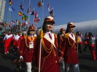 Coreea de Sud va achita o factură de 2 milioane de euro, în numele delegației pe care Phenianul a trimis-o la JO de iarnă